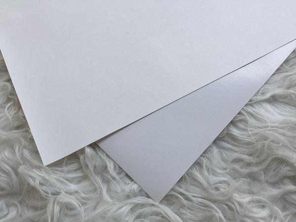 Chất liệu giấy Khami phù hợp với nhiều loại máy in tem nhãn